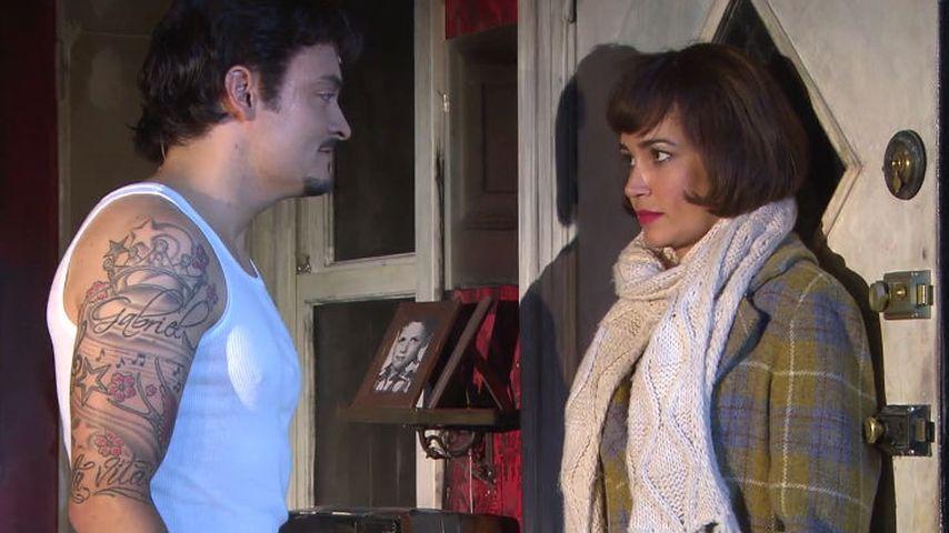 """Giovanni Zarrella und Jana Ina auf der """"Rocky""""-Bühne in Stuttgart"""