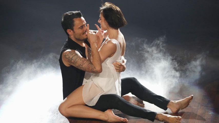 """Giovanni Zarrella und Marta Arndt bei """"Let's Dance"""""""