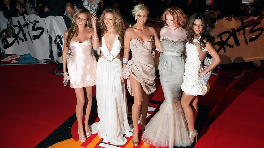 Girls Aloud bei den Brit Awards 2009