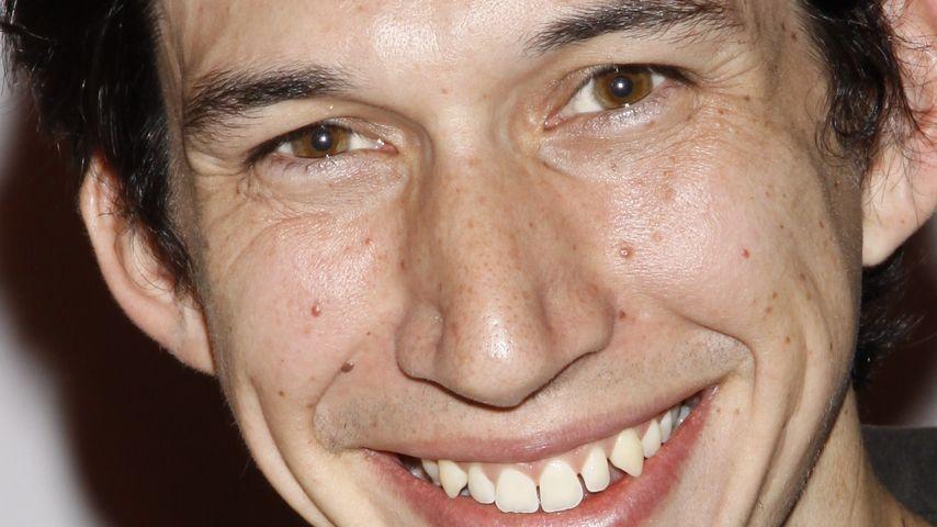 """""""Girls""""-Star Adam Driver: Überraschungs-Hochzeit!"""