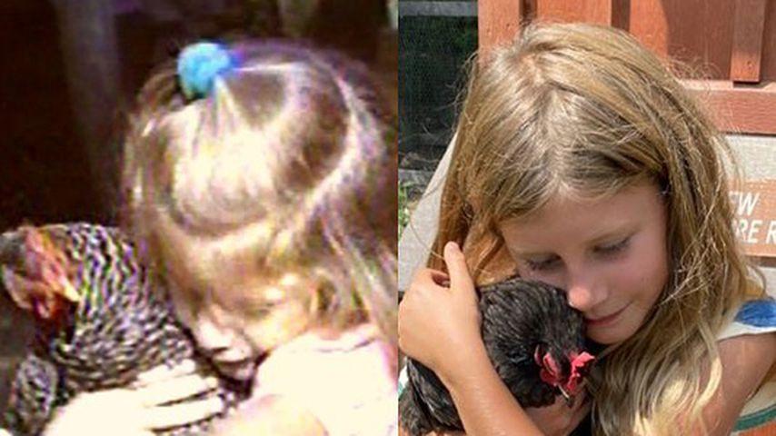 Ebenbilder: So ähnlich sehen Gisele Bündchens Kids der Mama