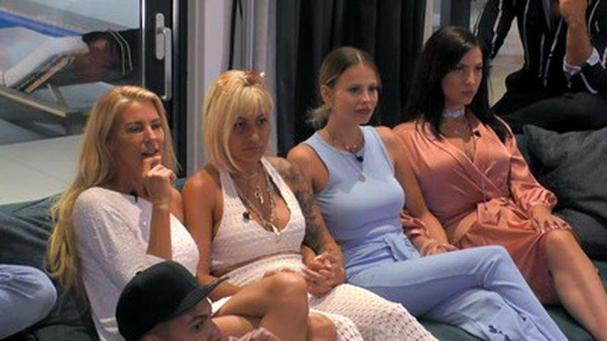 "Giulia Siegel, Jasmin Herren, Stephi und Roxy von ""Temptation Island V.I.P"""