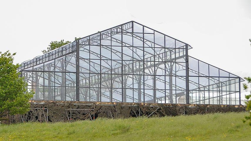 Glaspavillon für Pippa Middletons Hochzeit