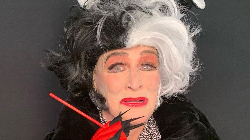 Glenn Close als Cruella de Vil im Oktober 2020