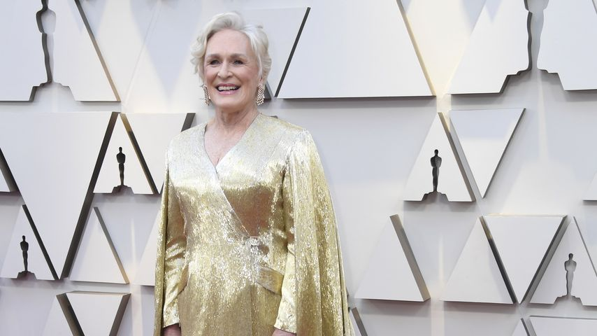 Glenn Close bei den Oscars 2019