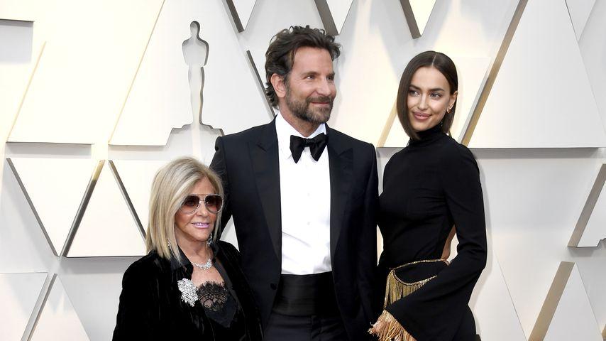 Gloria Campano, Bradley Cooper und Irina Shayk