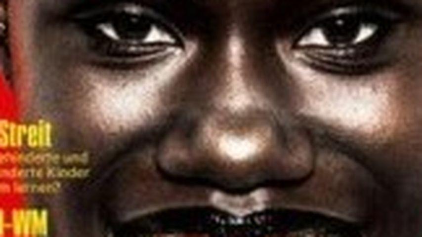 Sie hat's geschafft: GNTM-Aminata auf großem Cover
