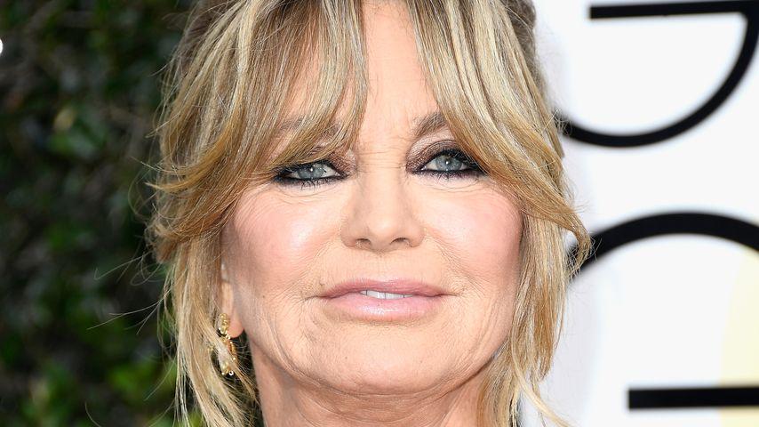 Goldie Hawn bei den Golden Globes 2017