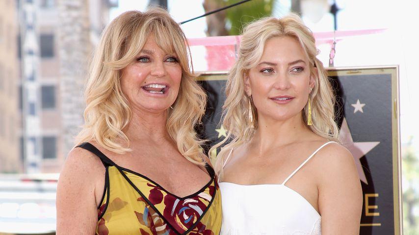 Goldie Hawn und ihre Tochter Kate Hudson