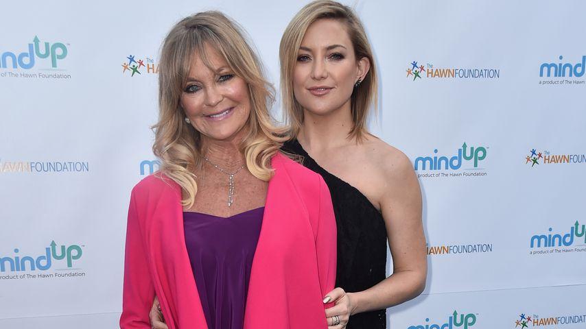 Goldie Hawn und Kate Hudson auf einem Event in Beverly Hills im Mai 2016