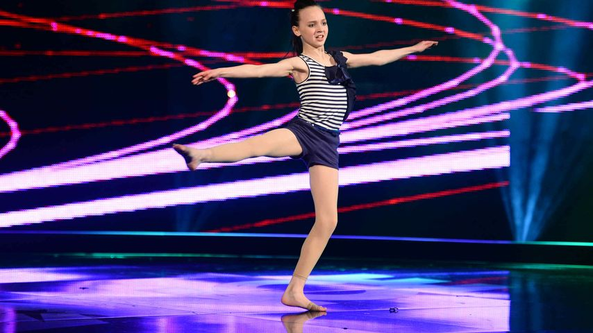 "Katzenaugen-Girl verzaubert ""Got to Dance""-Jury"
