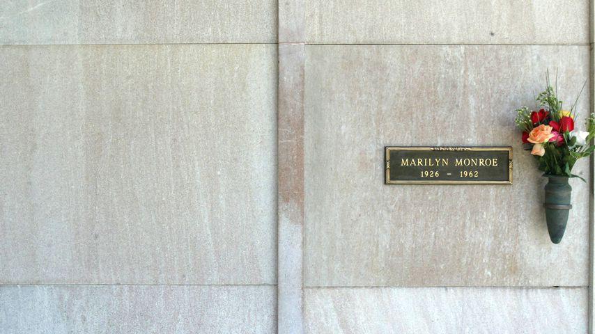 Das Grab von Marilyn Monroe