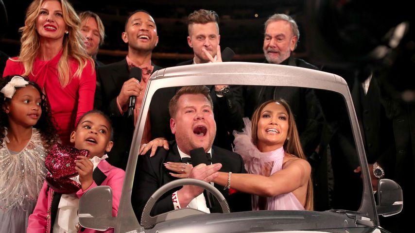 Kleiner Star: Blue Ivy rockt Grammy-Carpool-Karaoke