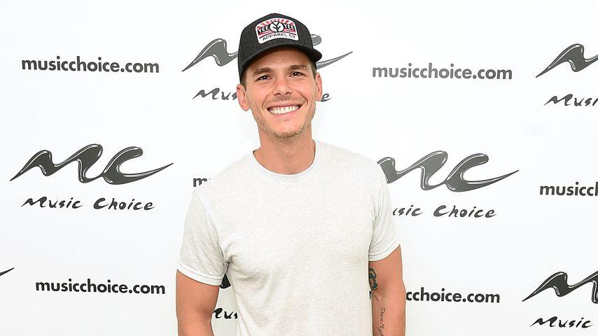 Granger Smith in New York, August 2018