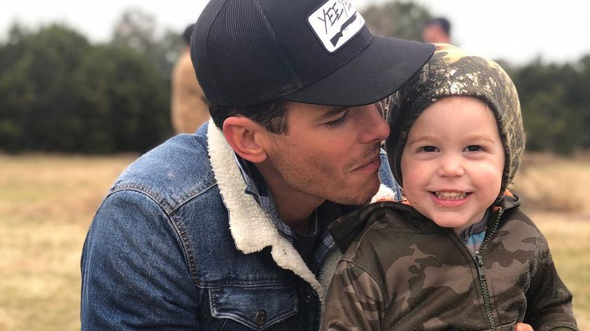 Country-Star Granger Smith trauert um ertrunkenen Sohn (†3)