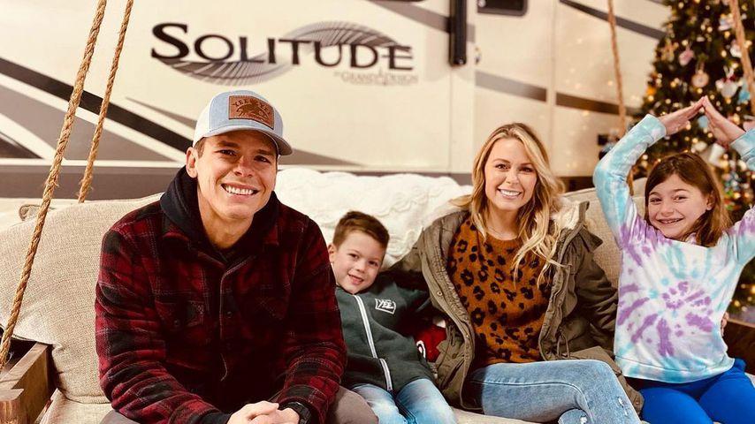 Granger Smith und seine Familie, 2020