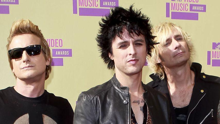 Drogen: Green Day-Mitglieder sagen alle Termine ab