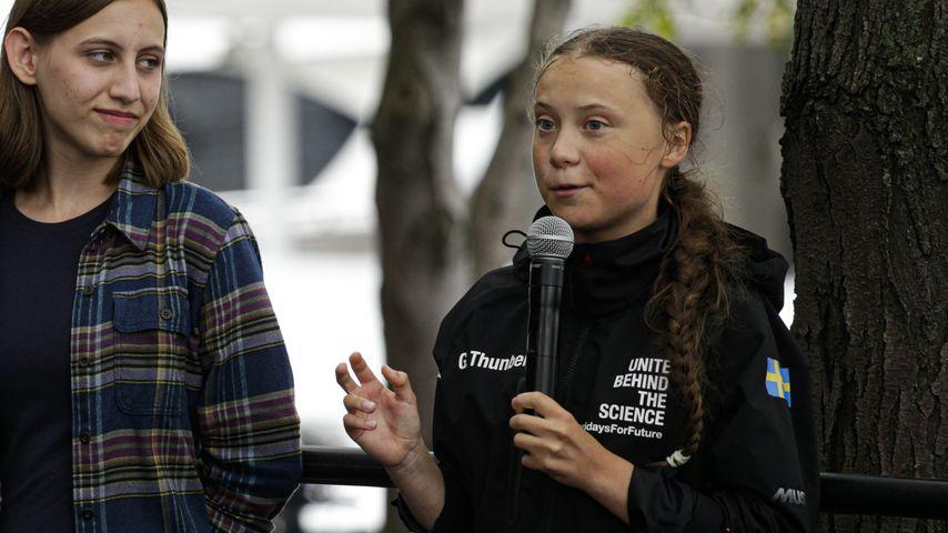 Greta Thunberg, Klimaaktivistin