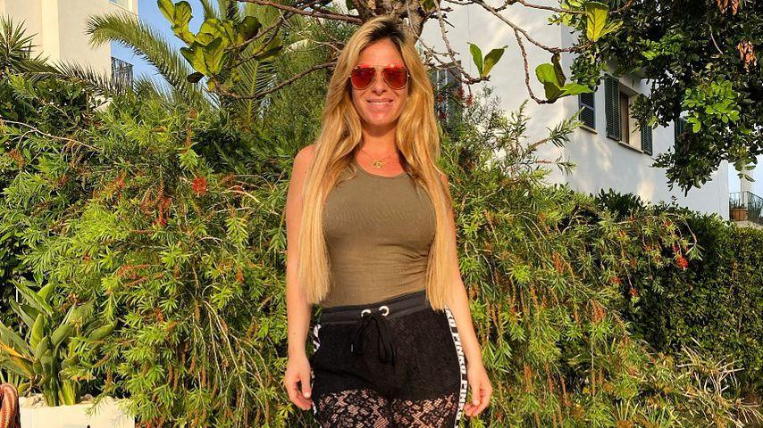 Schwangere Gülcan Kamps: Ihr Baby ist so groß wie ein Apfel