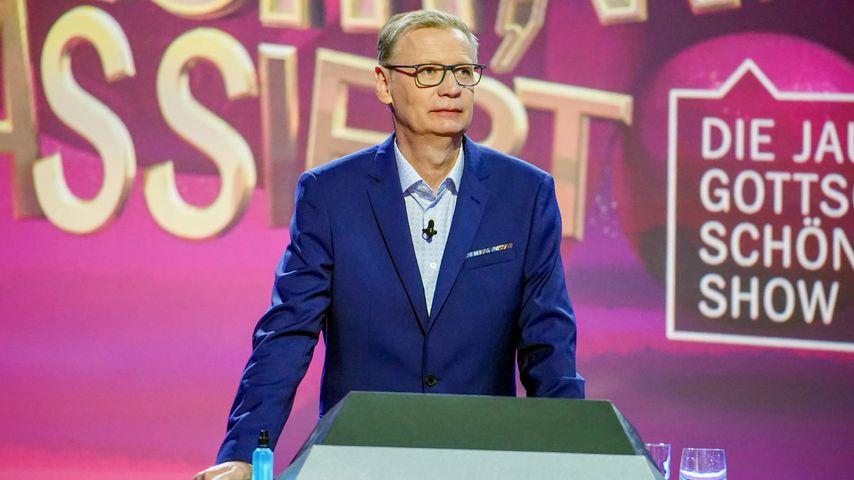 """Günther Jauch bei """"Denn sie wissen nicht, was passiert!"""""""