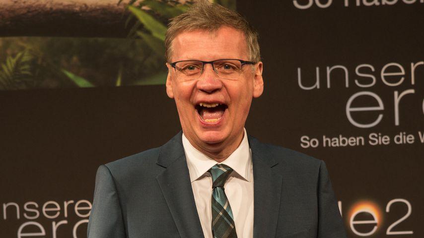 """Günther Jauch bei der Premiere von """"Unsere Erde 2"""""""