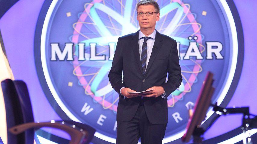 """Günther Jauch, """"Wer wird Millionär""""-Moderator"""