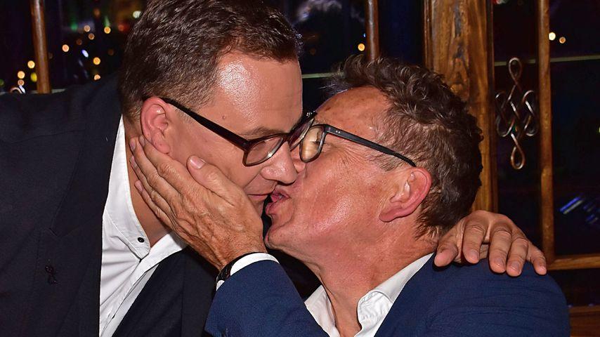 OHNE Kniefall: So lief Guido Maria & Franks Verlobung ab!