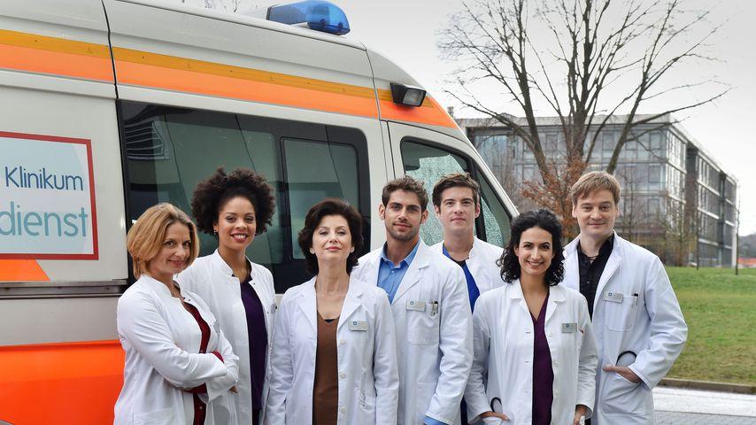 """Der """"In aller Freundschaft – Die jungen Ärzte""""-Cast"""