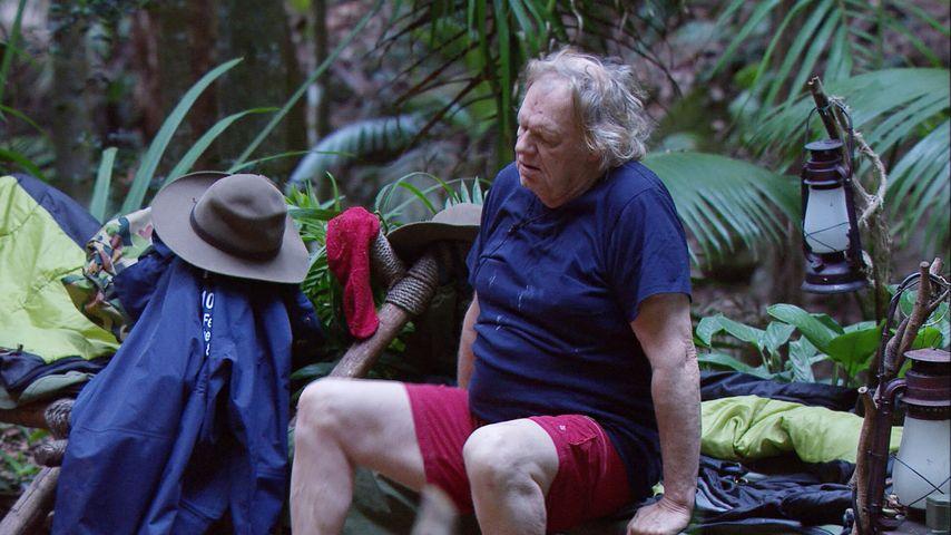 Gunter Gabriel: Dschungel-Aus wegen psychischer Probleme?