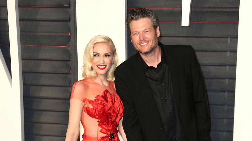 """Live bei """"The Voice"""": Hält Blake um Gwen Stefanis Hand an?"""