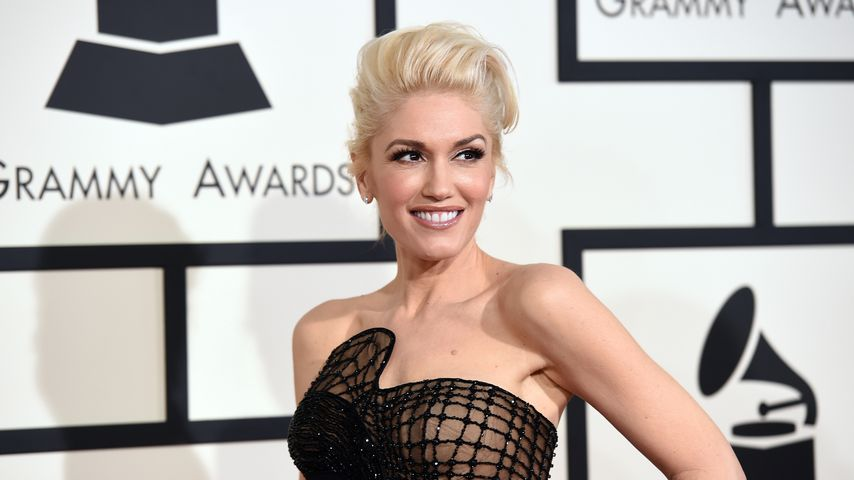 Gwen Stefani im Februar 2015