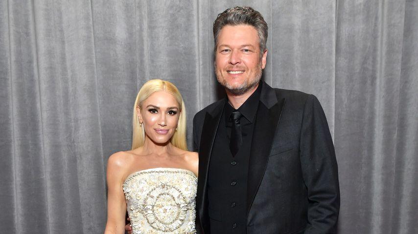 Gwen Stefani und Blake Shelton bei den Grammy Awards 2020