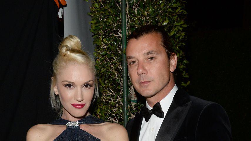 Gwen Stefani und Gavin Rossdale im Oktober 2013 in Beverly Hills