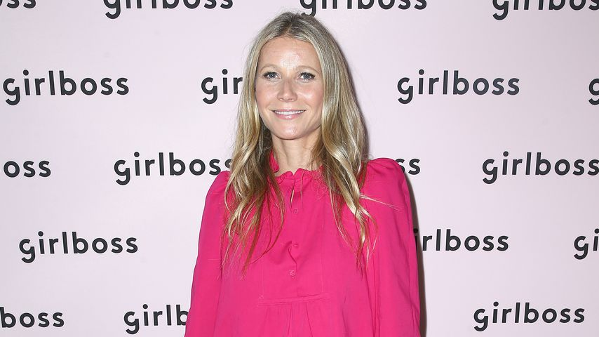 Gwyneth Paltrow bei der Girlboss Rally 2018