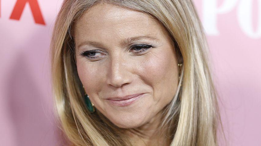 Auch Gwyneth Paltrow trotz gesundem Lebensstil nicht perfekt