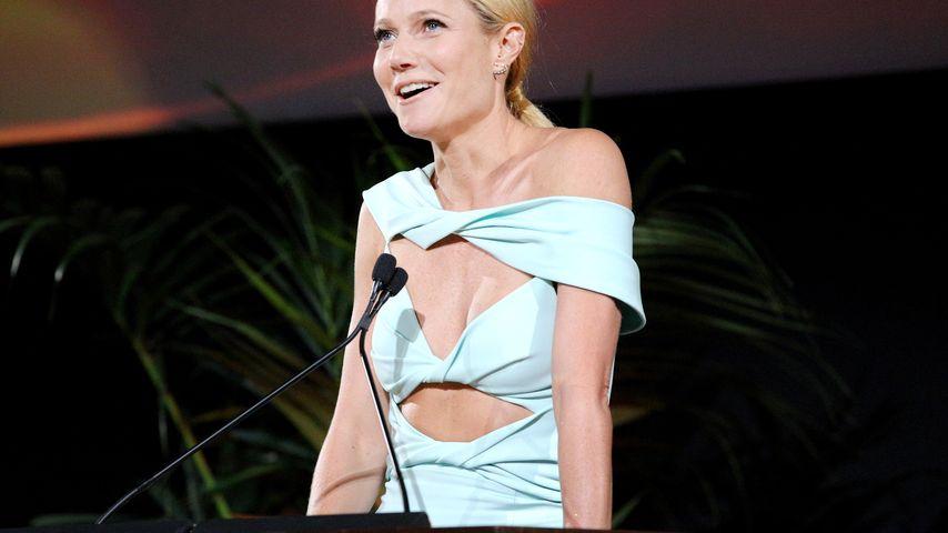 Diven-Alarm: Gwyneth Paltrow zickt bei Preisverleihung rum!