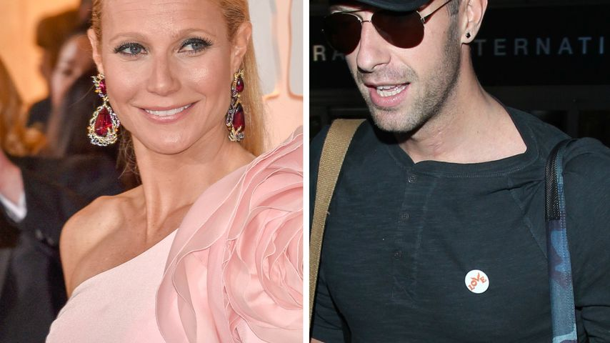 Trotz Ehe-Aus: Gwyneth Paltrow singt auf Coldplay-Song