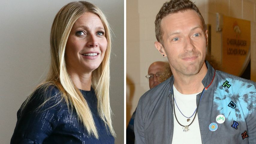 Ehe-Verbot: Gwyneth Paltrows & Chris Martins geheimer Pakt
