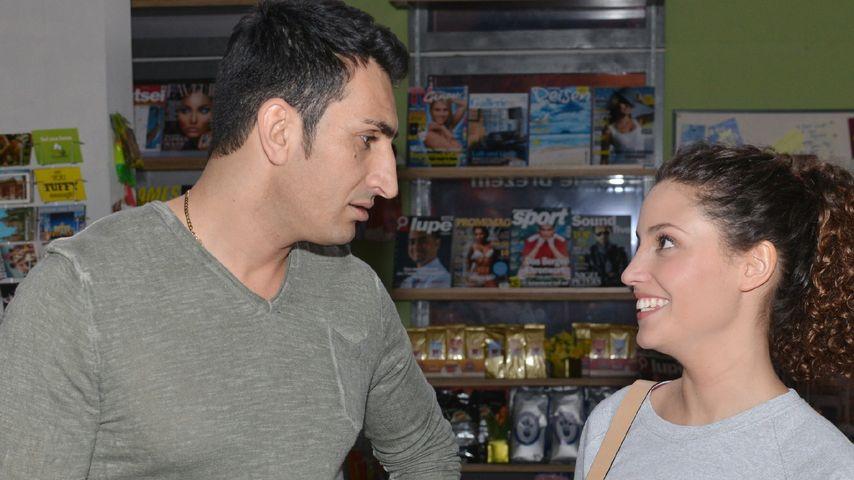 Nadine Menz und Mustafa Alin