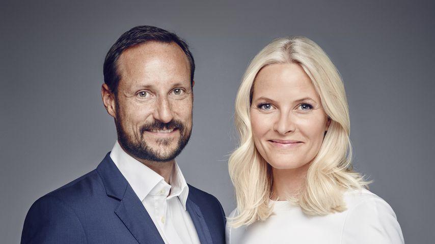 Kronprinz Haakon und Kronprinzessin Mette-Marit