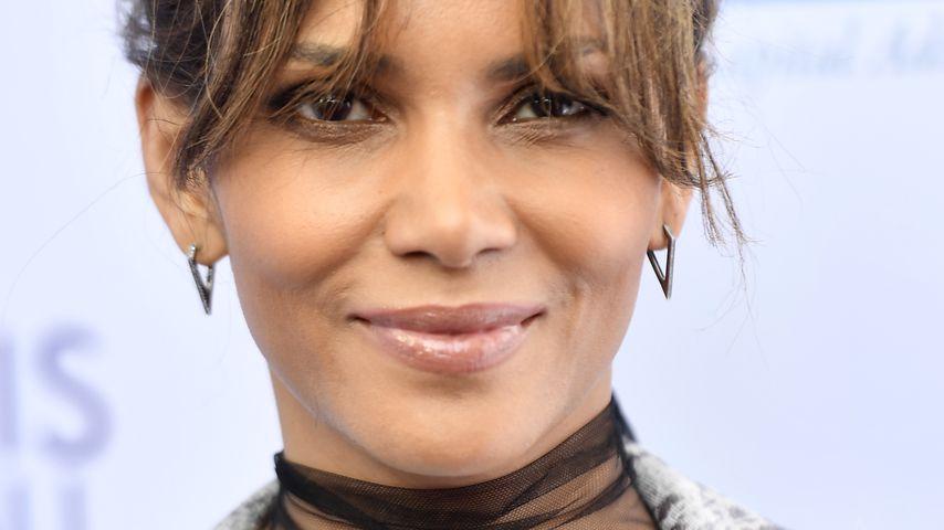 Halle Berry & ihr gebrochenes Herz: Erwartet sie Baby Nr. 3?