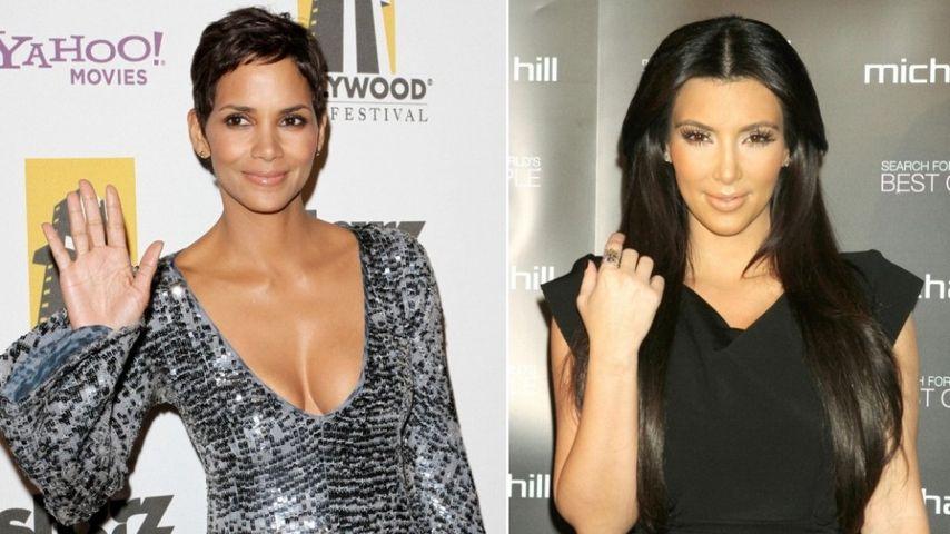 Halle Berrys Tochter soll nicht zu Kim Kardashian