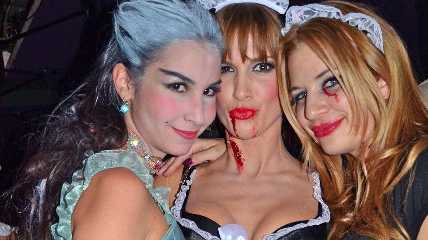 Gruselig sexy! Die GZSZ-Mädels feiern Halloween