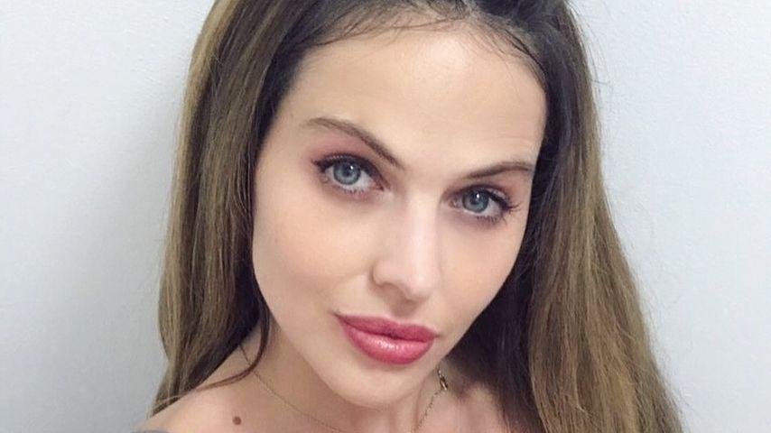 Hana Nitsche, deutsches Model
