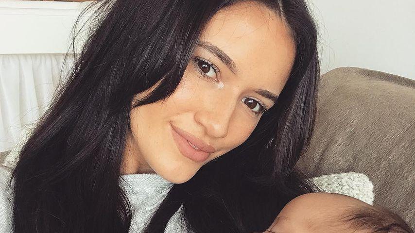 Baby-Update: Hanna Weig schwärmt von Delias Fortschritten