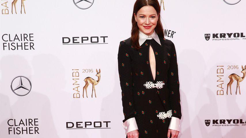 Hannah Herzsprung bei der Bambi-Verleihung 2016 in Berlin