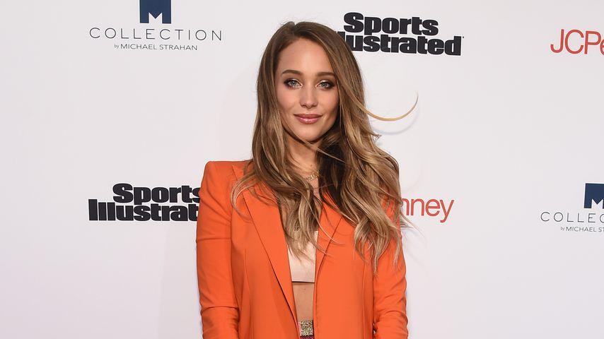 Hannah Davis bei einem Sports Illustrated Event