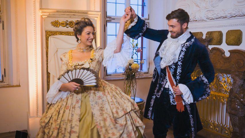 Königliches Date: Hannah sichert sich Bachelor-Vorab-Rose