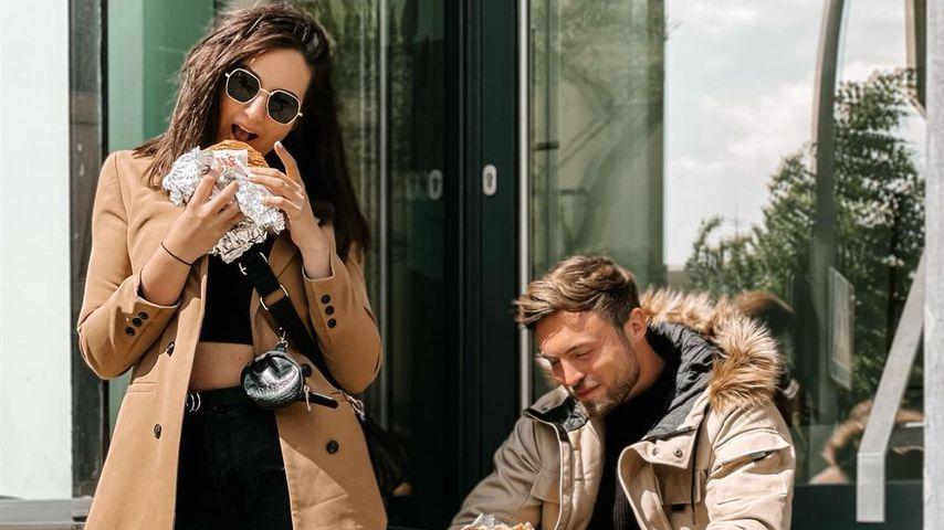Hannah Kerschbaumer, Ex-Bachelor-Girl und Niko Griesert, amtierender Bachelor