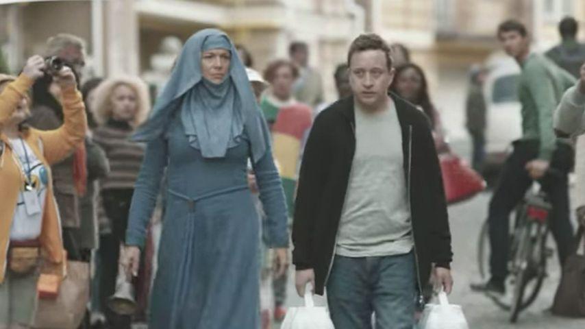 Hannah Waddingham als Septa Unella im neuen SodaStream-Werbespot